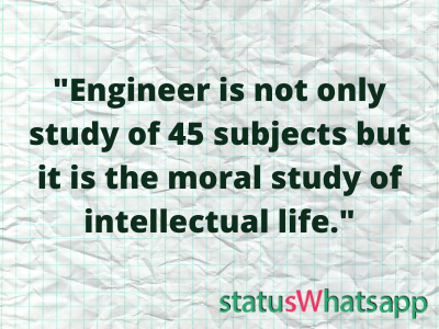 Best Engineering Quotes Ever