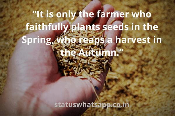 farmer-quotes -statuswhatsapp