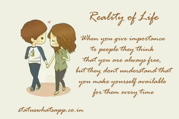 reality-of-life