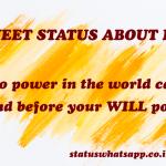 sweet-status